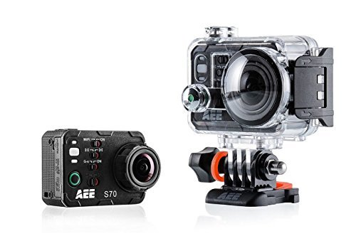 Best Body Mounted Action Camera AEE S70 With Full Review
