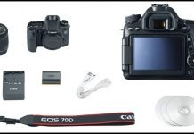 Canon EOS 70D Camera Full Review With Pros And Cons