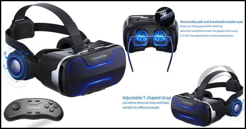 ISUNPO 3D VR Headset Full Review WIth Pros And Cons