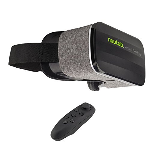 NeuTab VR 2nd Gen VR Headset Review With Pros And Cons