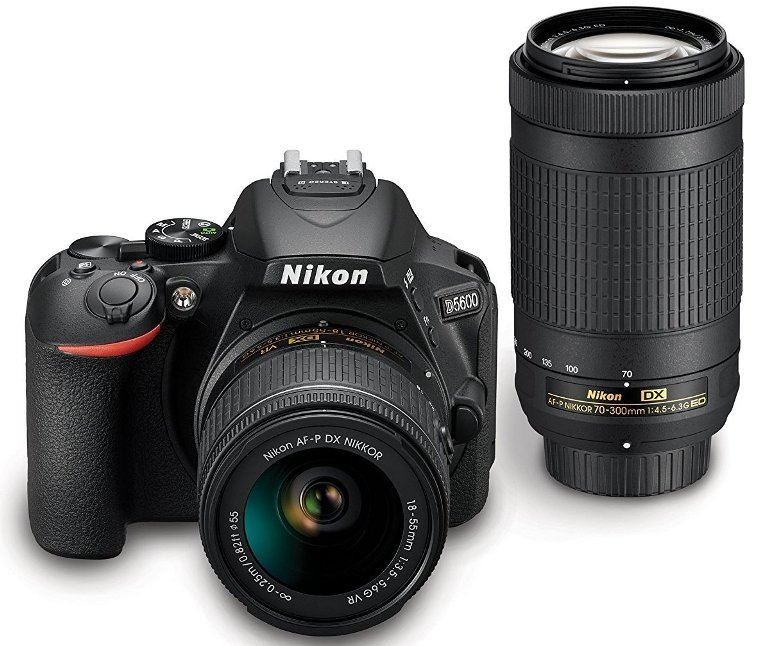 Nikon D5600 DSLR Full Review With Pros And Cons