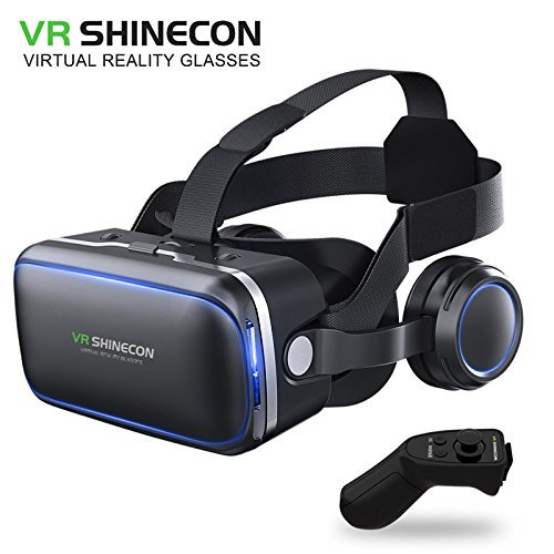 Original VR SHINECON Full Review With Pros And Cons