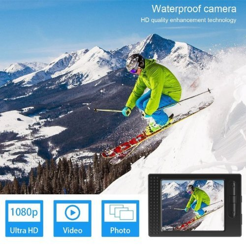 DROGRACE WP200 Best Body Mounted Action Cameras Full Review