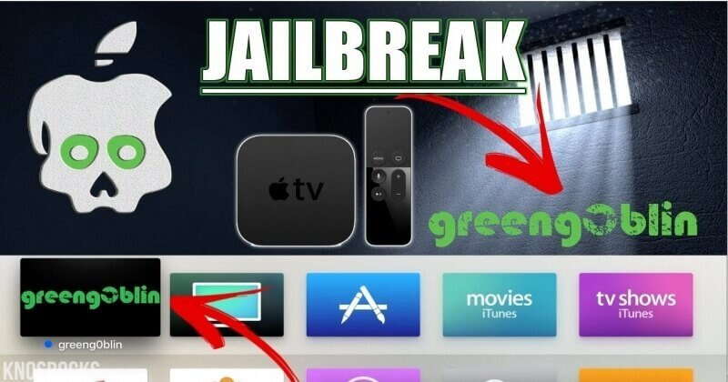 How To Download And Install GreenGoblin jailbreak forApple TvOs 10.2.2