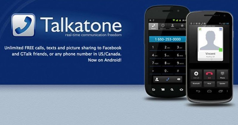 Download 2018 Talkatone APK 5.7.8 Premium Version For Free