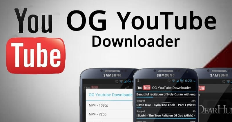 Download OGYouTube APK 4.2 Latest Version For Free