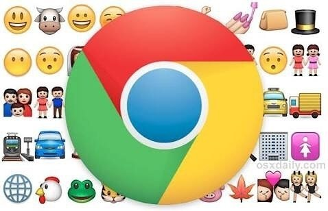 Google Chrome Adds A New Emojis With Right-Click Shortcut