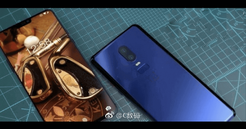 OnePlus 6 New Colors With Red Alert Slider Taunted In The Render