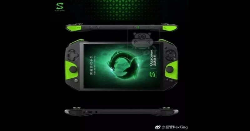 Xiaomi's 'Black Shark' Gaming Smartphone Launching Next Week