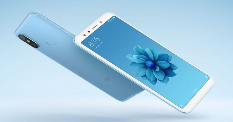 Xiaomi Mi 6X (Mi A2) Launched With Dual Rear Cameras Revealed