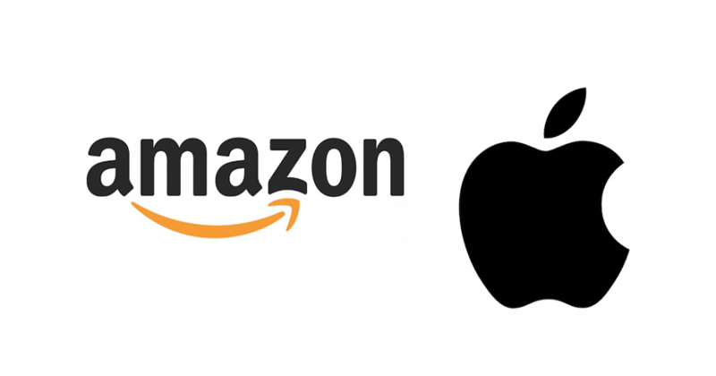 Apple is Almost a $1 Trillion Company But Amazon To Touch That