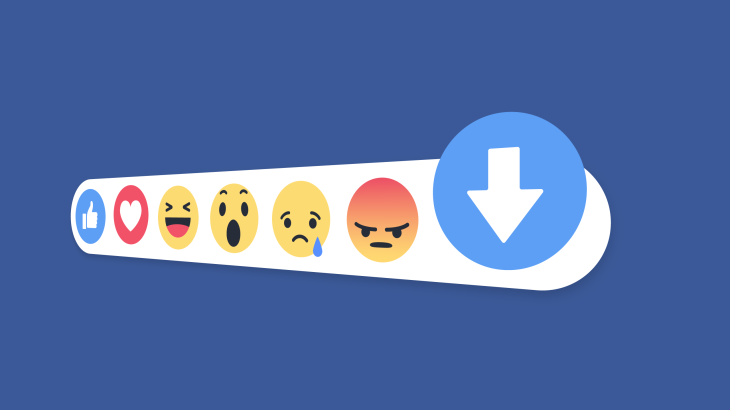 Facebook Claims Testing Downvote Button Lookalike Voting Posts