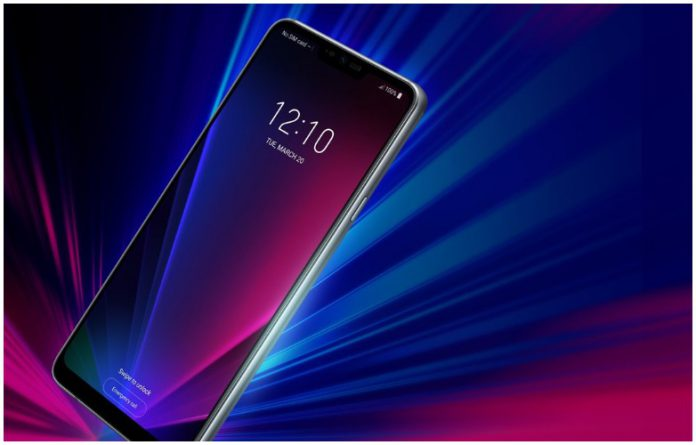 LG Upcoming Smartphone G7 ThinQ Support Boombox Speaker, 2x Bass