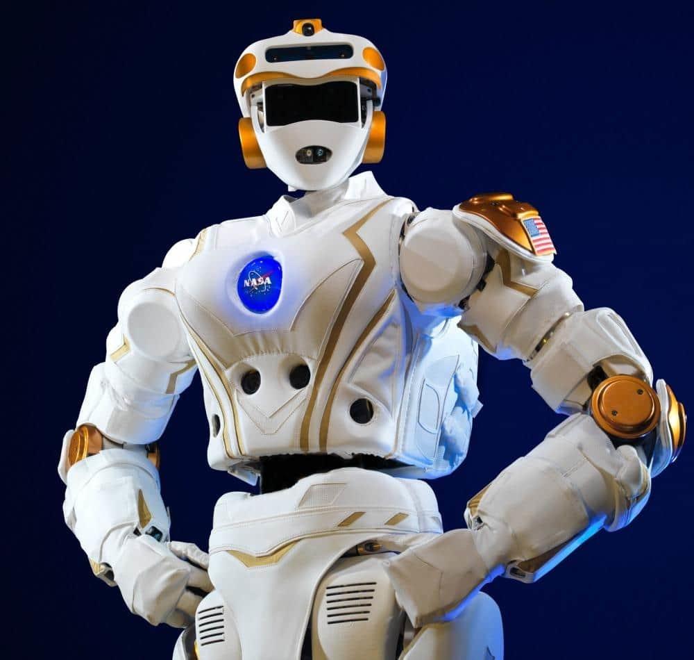 Robots in space- Robonauts