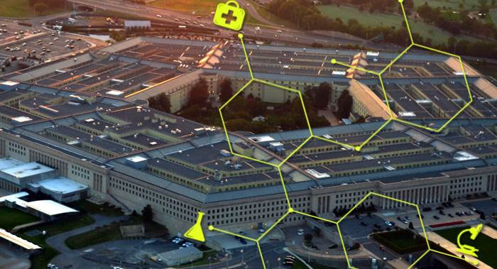 Clarifai Hacked While Working On Pentagon Maven Project By Russian Source