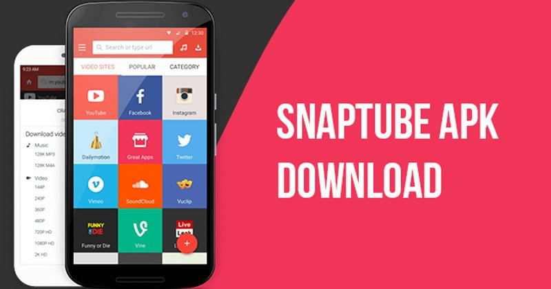Download Snaptube Latest APK Version Free For Android