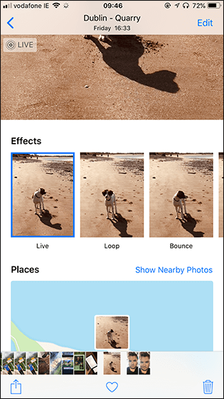 How To Edit Live Photos iPhone 6 - Wallpaper And Tutorials