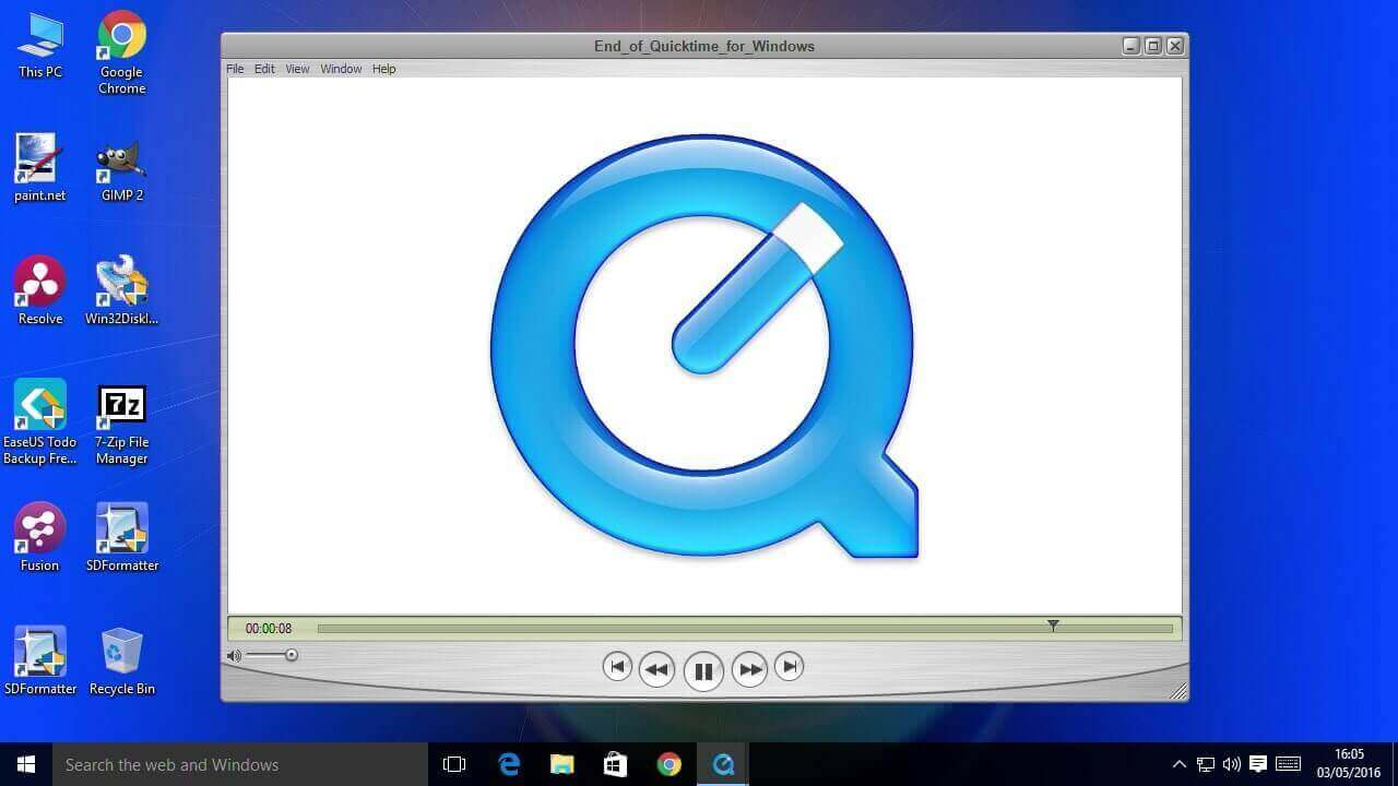 Download Quicktime For Windows And Its Top Alternatives