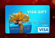 Get $1000 Visa Gift Card By Register Without Any Fees