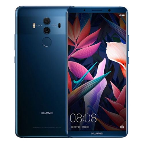 10. Huawei Mate 10 Pro | Best Smartphones July 2018 [Top 10] (Average Cost)