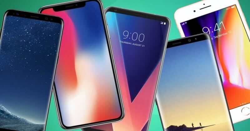 Top 10 Best Smartphones For July 2018 (Average Cost)