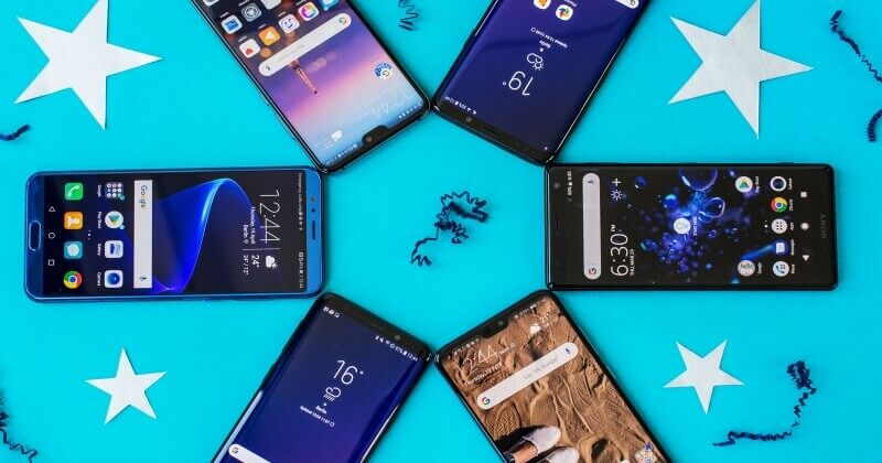 10 Best Fingerprint Sensor Smartphones of August 2018