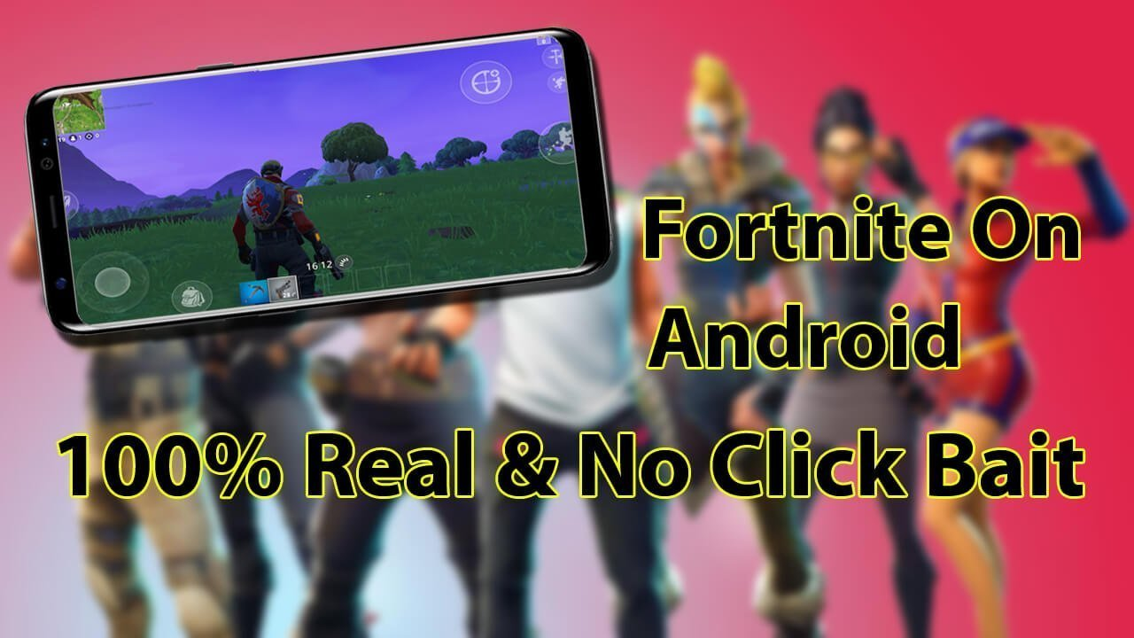 How To Play Fortnite On Any Android Devices-No Click Bait