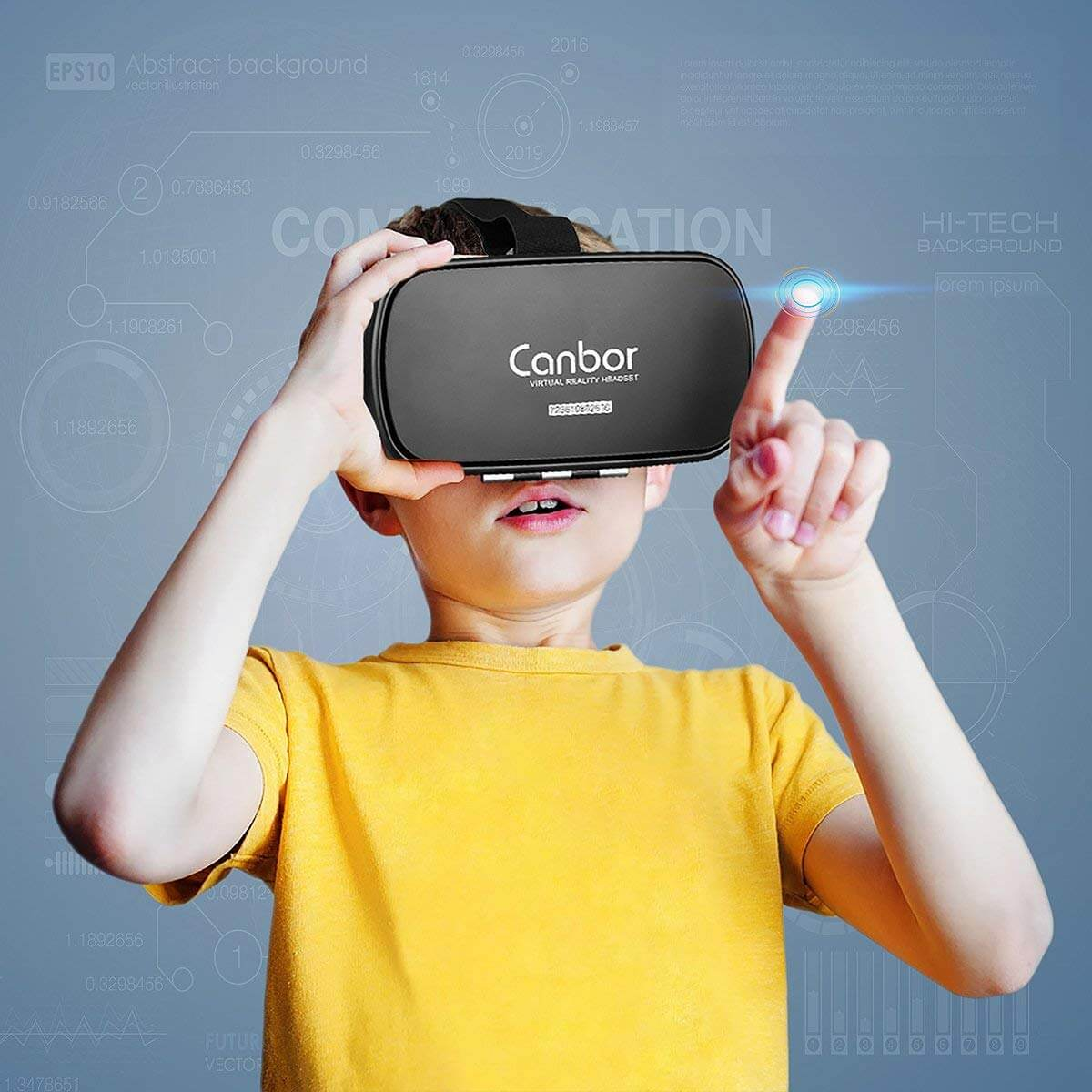Canbor Virtual Reality Headset Full Review With Pros And Cons