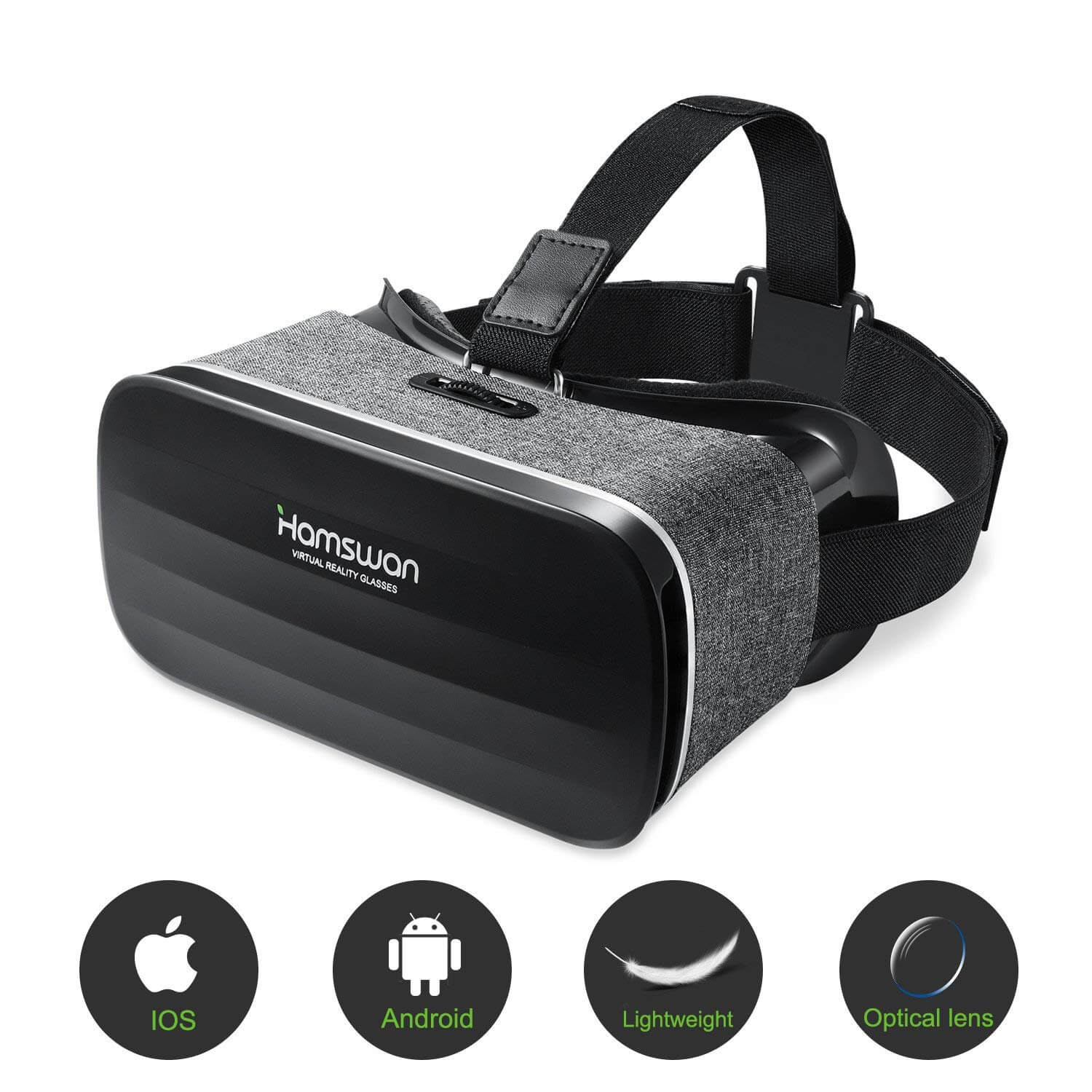 HAMSWAN Virtual Reality Headset Full Review With Pros And Cons