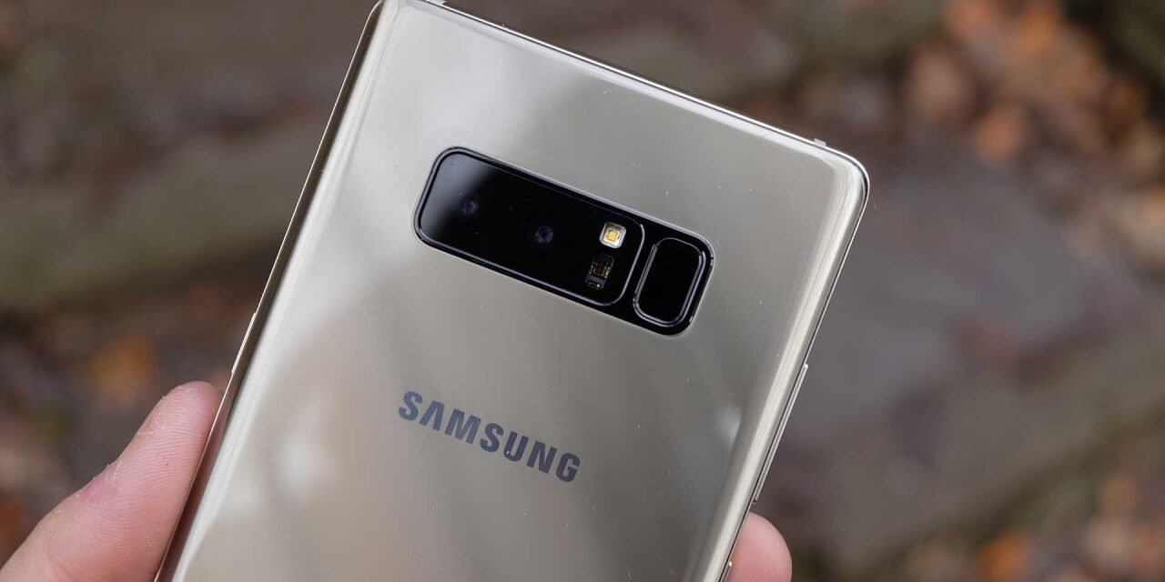 How To Fix Samsung Galaxy Note 8 Camera Issue