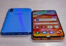 Samsung galaxy A70 Full review and specifications