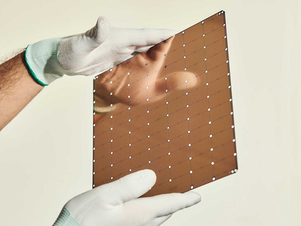Wafer-scale Integration Chip