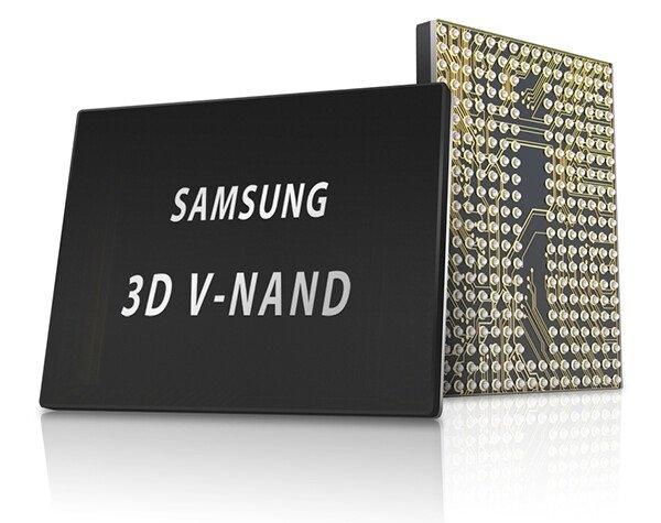 7th Generation 160 Layers V-NAND Flash Memory