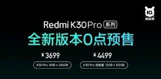 K30 Pro Zoom edition