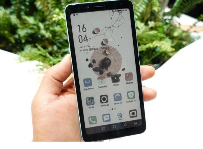 Hisense Color e-ink screen phone