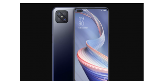Oppo A92 smartphone