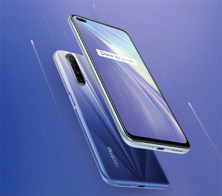 Realme X50m 5G smartphone