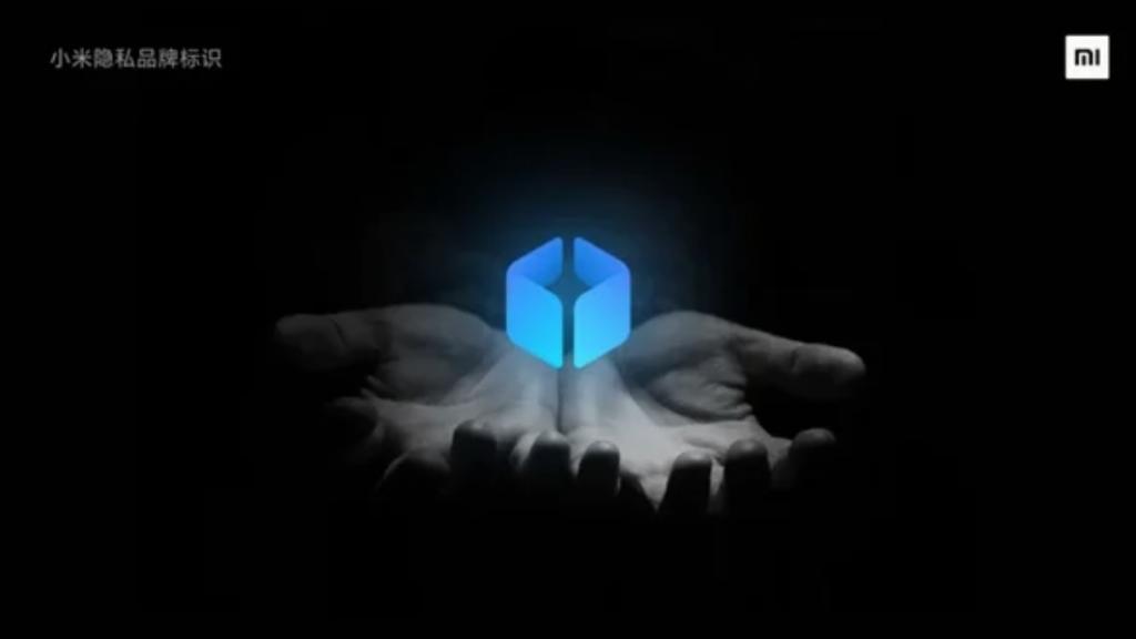 Xiaomi Privacy Brand Logo