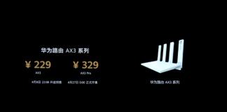 Huawei WIFI 6+ AX3