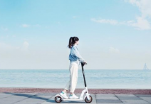 Lenovo Electric Scooter M2