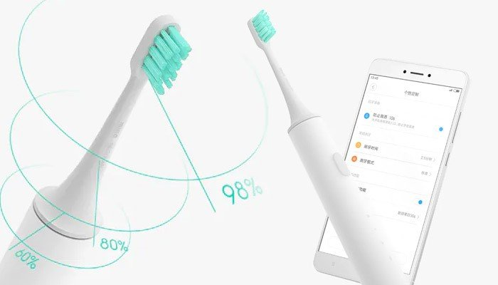 Xiaomi MiJia Electric Toothbrush