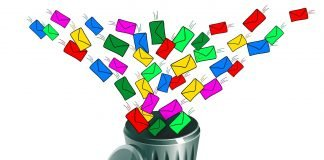 delete bulk emails
