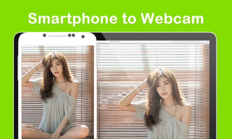 Using Android as Webcam