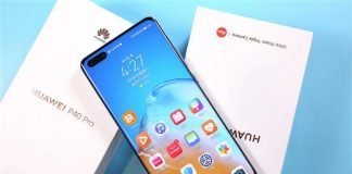 huawei p40 components
