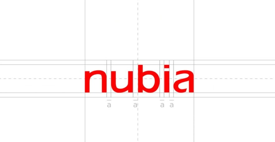 new nubia logo