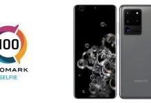Samsung Galaxy S20 Ultra DxOMark