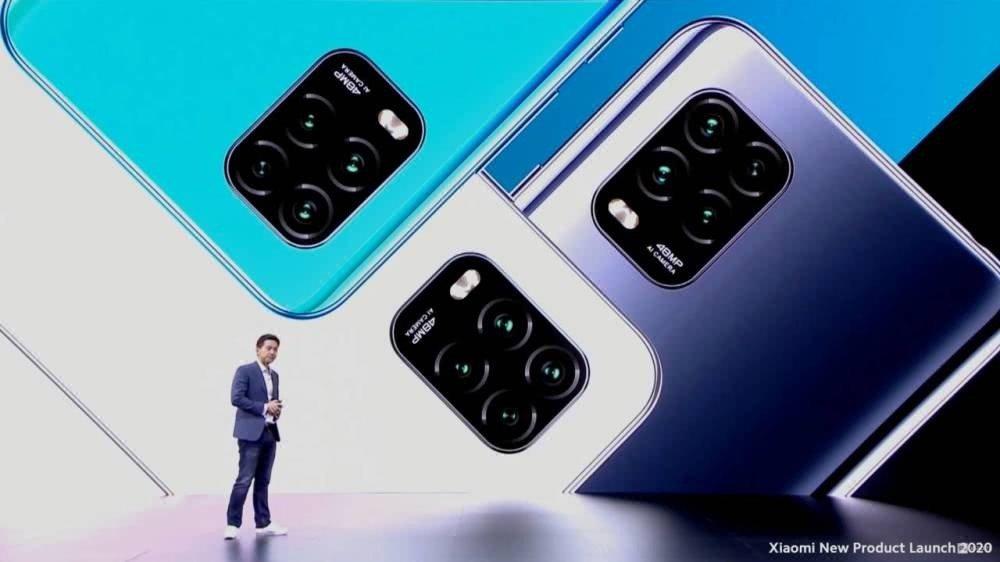 redmi new smartphone