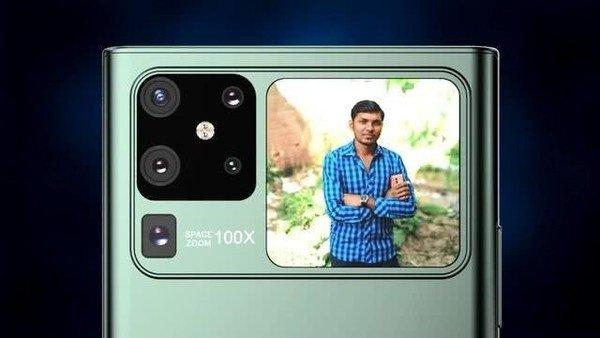 Huawei Mate 40 render