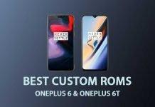 Best-Custom-ROms-OnePLus-6-and-OnePLus-6T