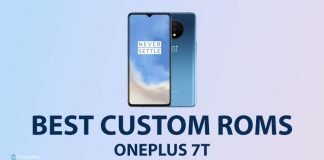 Best custom ROms for Oneplus 7t